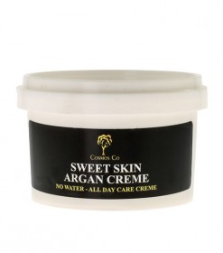 Sweet Skin Cream med argan (170 gram)
