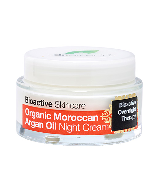 Dr. Organic Argan Night Cream 50 ml